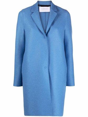 Harris Wharf London Пальто с Заостренными Лацканами - Farfetch