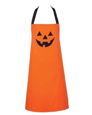Halloween Pumpkin Apron