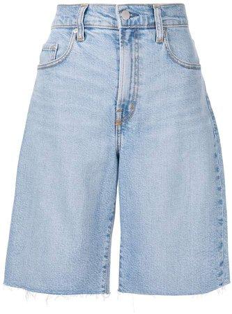 Frankie denim shorts