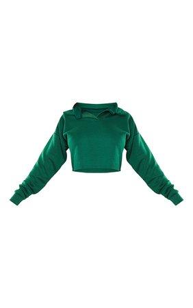 Emerald Polo Shirt | PrettyLittleThing