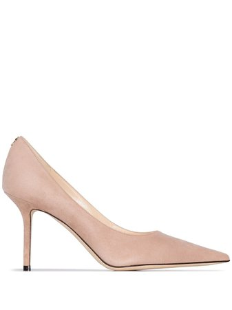 Jimmy Choo Love 90mm Pumps - Farfetch
