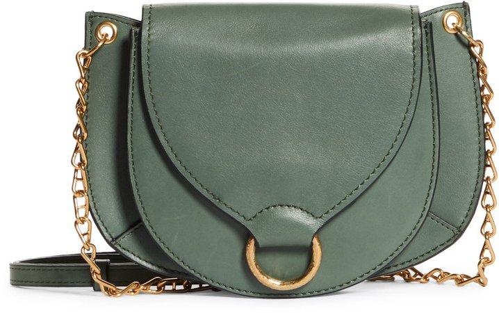Esme Leather Crossbody Bag