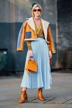 All the Best Outfit From London Fashion Week February 2019 | Who What Wear UK