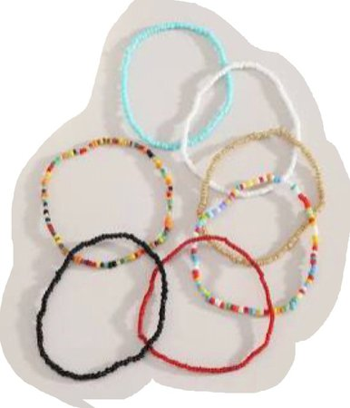 boho bracelets summer ✨