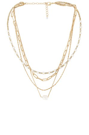 8 Other Reasons Zoe Necklace in Gold | REVOLVE