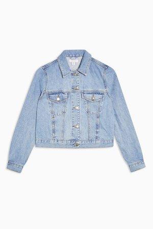 Slim Fit Denim Jacket | Topshop