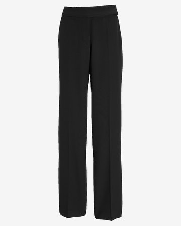 Mid Rise Supersoft Twill Trouser Pant