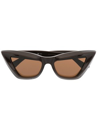 Bottega Veneta Eyewear cat-eye sunglasses