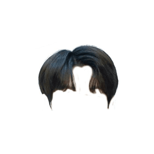 boy hair png