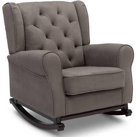 Delta Furniture Emma Nursery Rocking Chair - Walmart.com