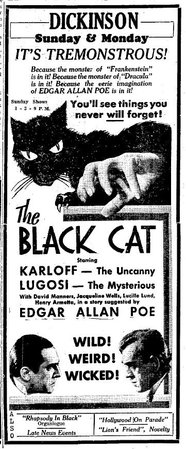 black cat newspaper - Google Search