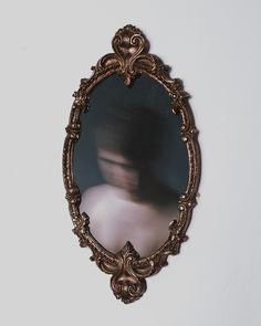 dark academia mirror