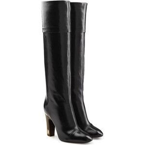 Marc Jacobs Leather Knee Boots