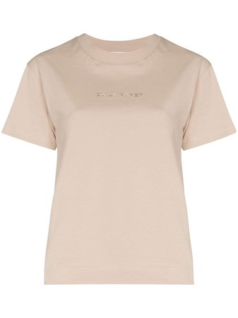 Daily Paper Estan embroidered logo T-shirt