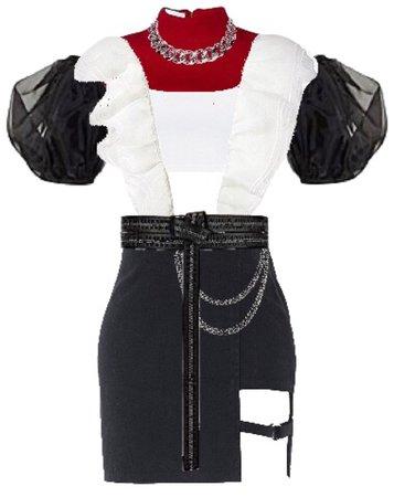 Custom Outfit for Violet Park