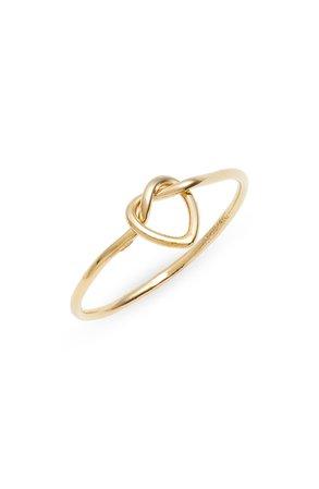 Set & Stones Heather Heart Ring | Nordstrom