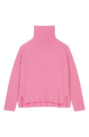 Maje Cashmere Turtleneck Sweater | Nordstrom