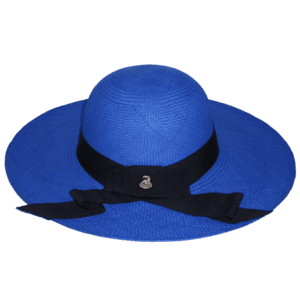 Classic Lady Electric Blue – Ecua-Andino Hat