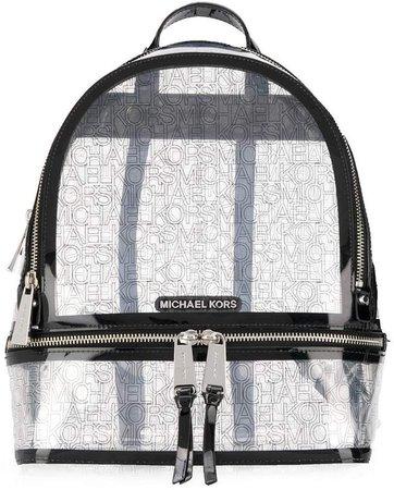 logo print Rhea backpack