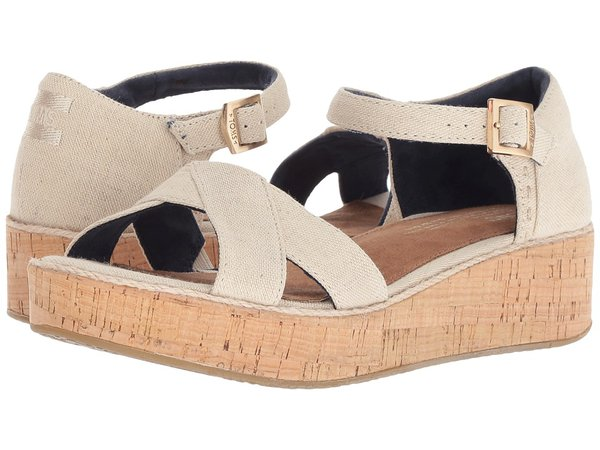TOMS - Harper (Natural Hemp) Women's Sandals