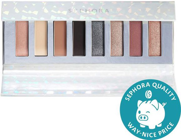 Collection COLLECTION - Arctic Eyes Eyeshadow Palette