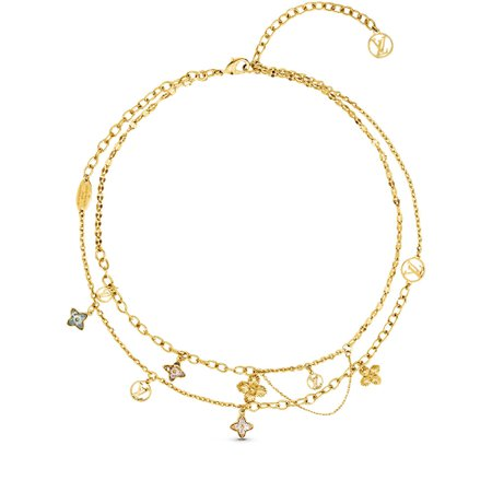 Blooming Strass Necklace - Accessories | LOUIS VUITTON ®