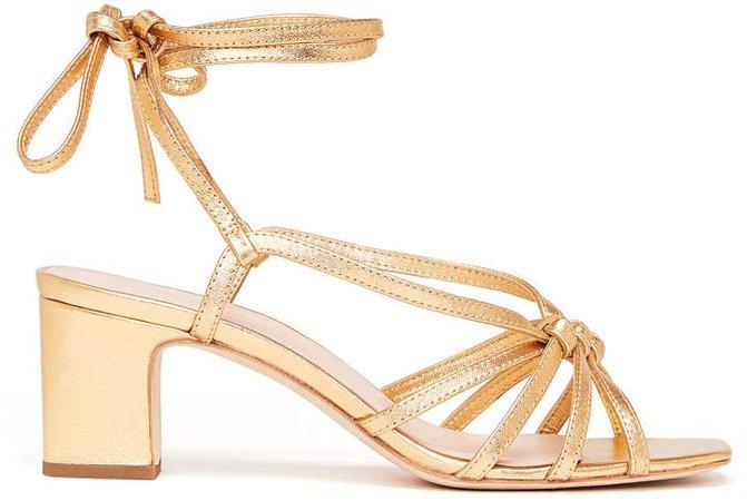 Loeffler Randall Libby Leather Sandals