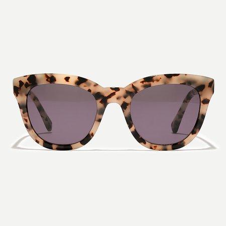 J.Crew: Cabana Oversized Sunglasses For Women