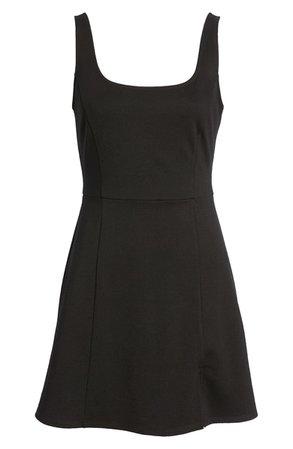 Lulus Sleeveless Minidress | Nordstrom