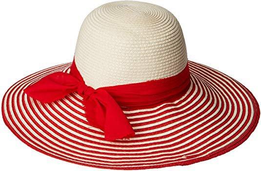 Quagga Green Women's Nautically Knotty Floppy Hat
