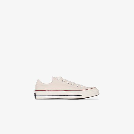 White Chuck 70 Low Top Sneakers
