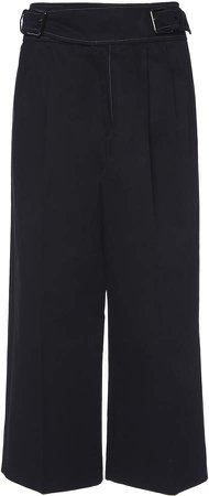 Belted Wide Leg Culottes