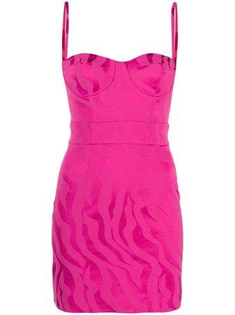 Just Cavalli Slim-Fit Mini Dress Ss20