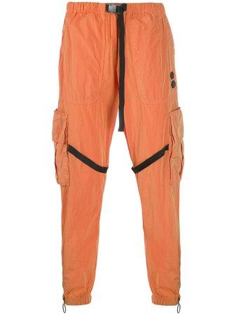 Off-White Parachute Cargo Trousers | Farfetch.com