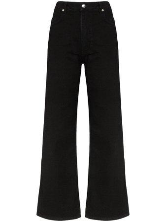 Eckhaus Latta Wide-Leg Jeans | Farfetch.com
