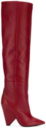 Niki knee-high boots