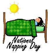 national napping day - Google Search