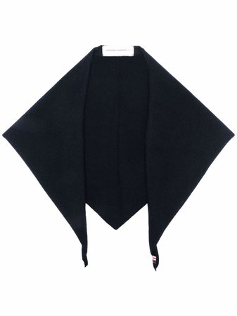 Extreme cashmere knitted snood scarf - FARFETCH