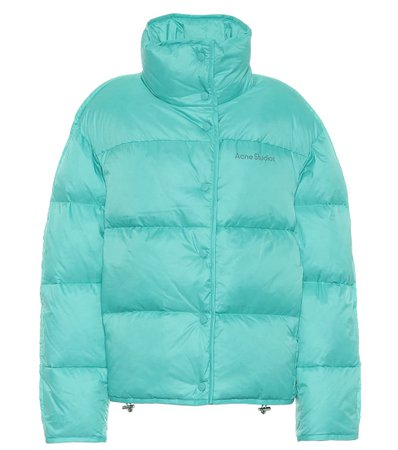 Acne Studios - Quilted down jacket | Mytheresa