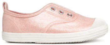 Shimmering Sneakers - Pink