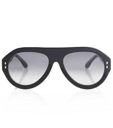 Isabel Marant - Aviator sunglasses   Mytheresa