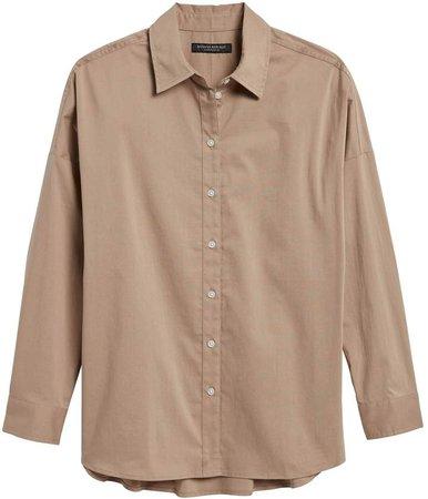 JAPAN EXCLUSIVE Oversized Shirt