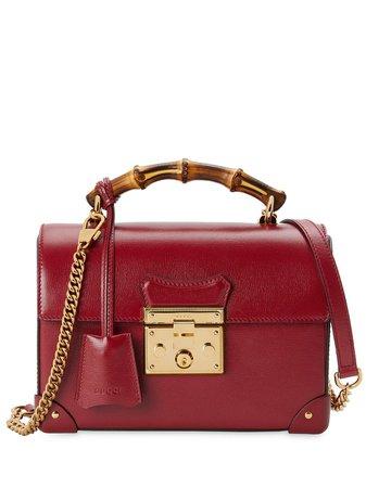 Gucci Small Padlock Shoulder Bag Ss20 | Farfetch.com