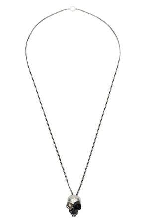 Alexander McQueen Skull Pendant Necklace | Nordstrom