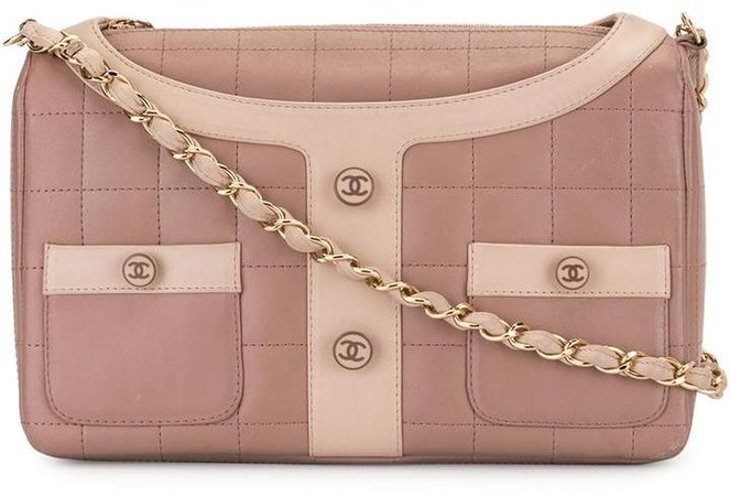 Chanel Pre Owned Girl Bag shoulder bag