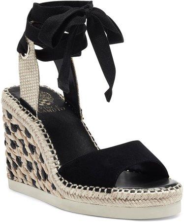 Bendsen Wedge Sandal