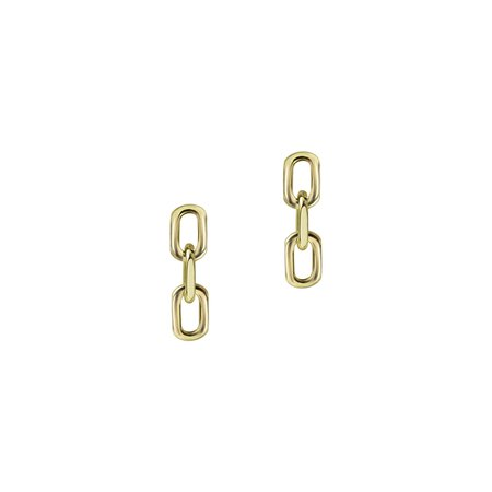 THE CHAIN LINK EARRINGS — The M Jewelers