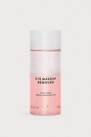 Eye Makeup Remover - Pink