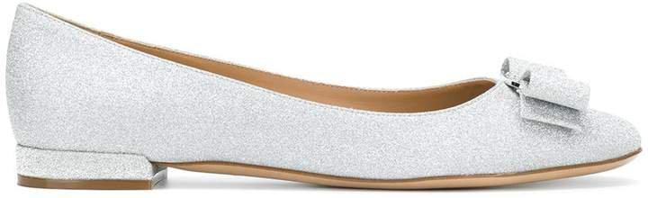 Vara Bow ballerina shoes