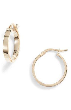 Bony Levy 14K Gold Hoop Earrings (Nordstrom Exclusive) | Nordstrom